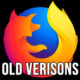 Mozilla firefox older versions download for windows 7 / 8 / 10