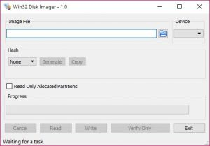 download win32 disk imager portable iso