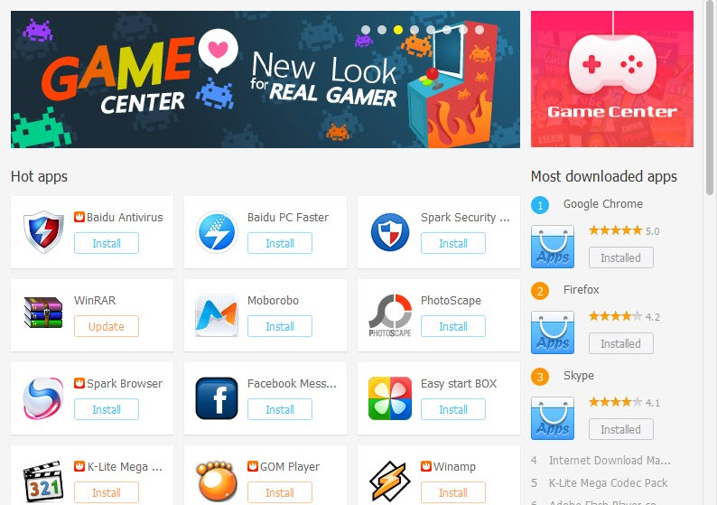 pc app store download latest version for windows 7, 8, 10